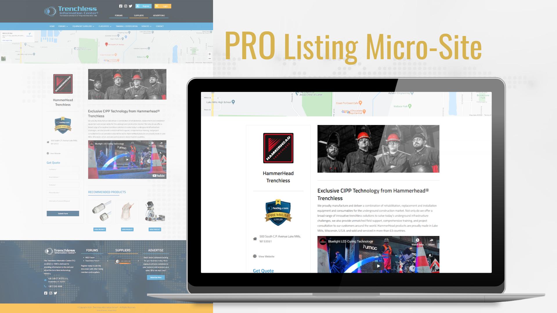 micro site 12
