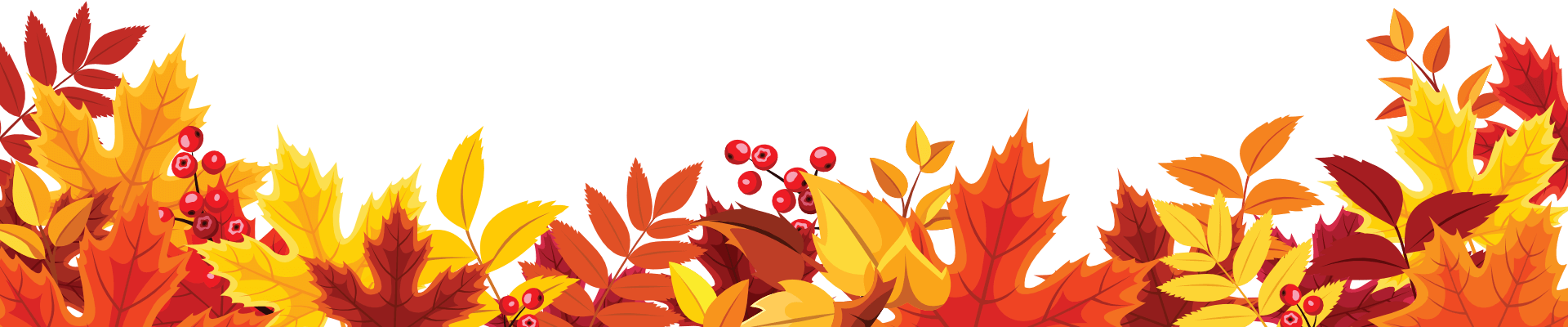 fall leaves bottom